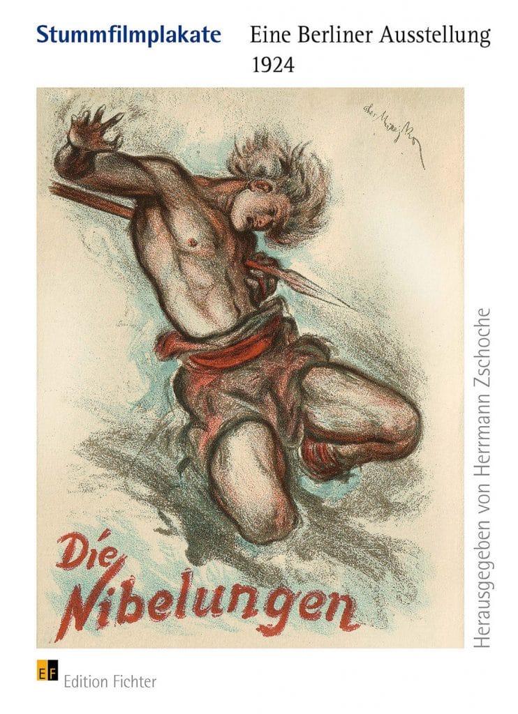 Herrmann Zschoche - Stummfilmplakate